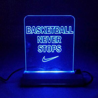 4271644c1bd3 Velador Led Nike Basketball Never Stops – CBDeportes