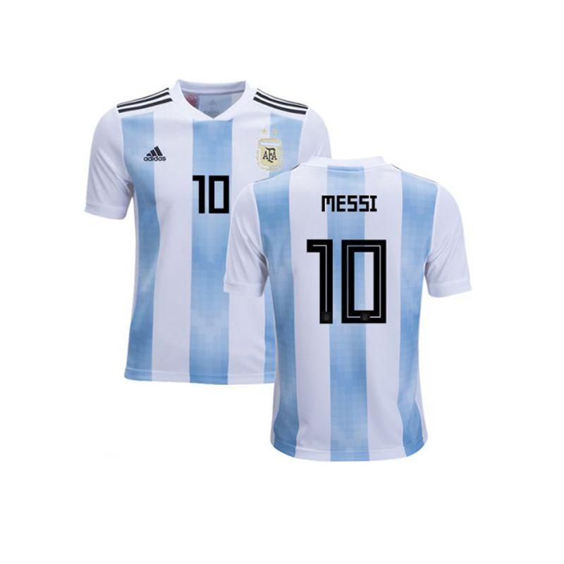 ba6502f54 Camiseta Niño Replica Oficial Adidas Selección Argentina Lionel Messi –  CBDeportes