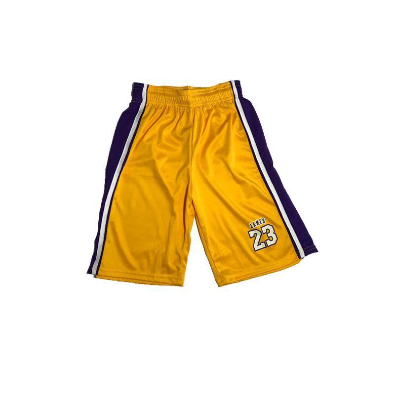 8b4c57d2ef Short Niño Lakers James – CBDeportes